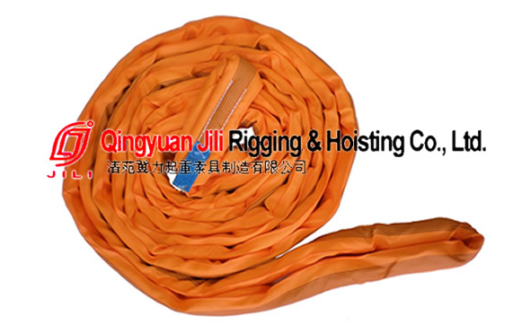 10000kgs round sling